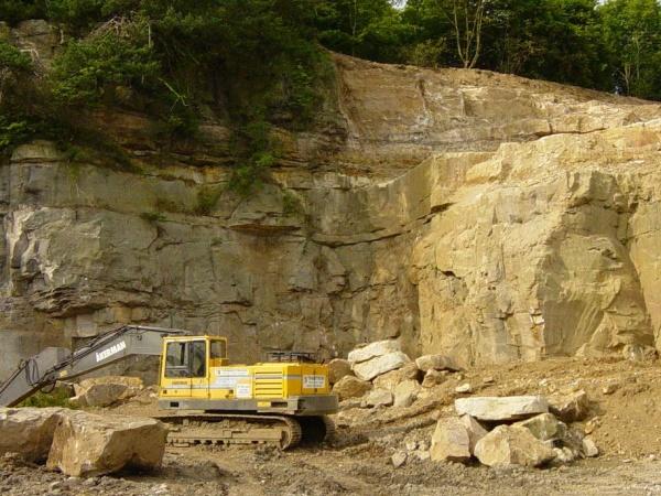 Cullalo - Quarry Face