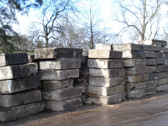 Reclaimed, Natural Stone Products | Tradstocks