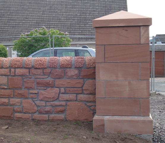 Stone Gate Pillars : Gate pillars designs joy studio design gallery best