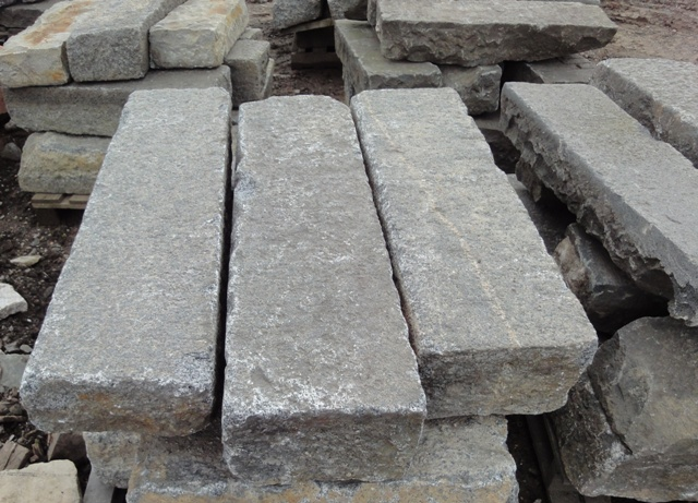 Reclaimed Granite Kerb