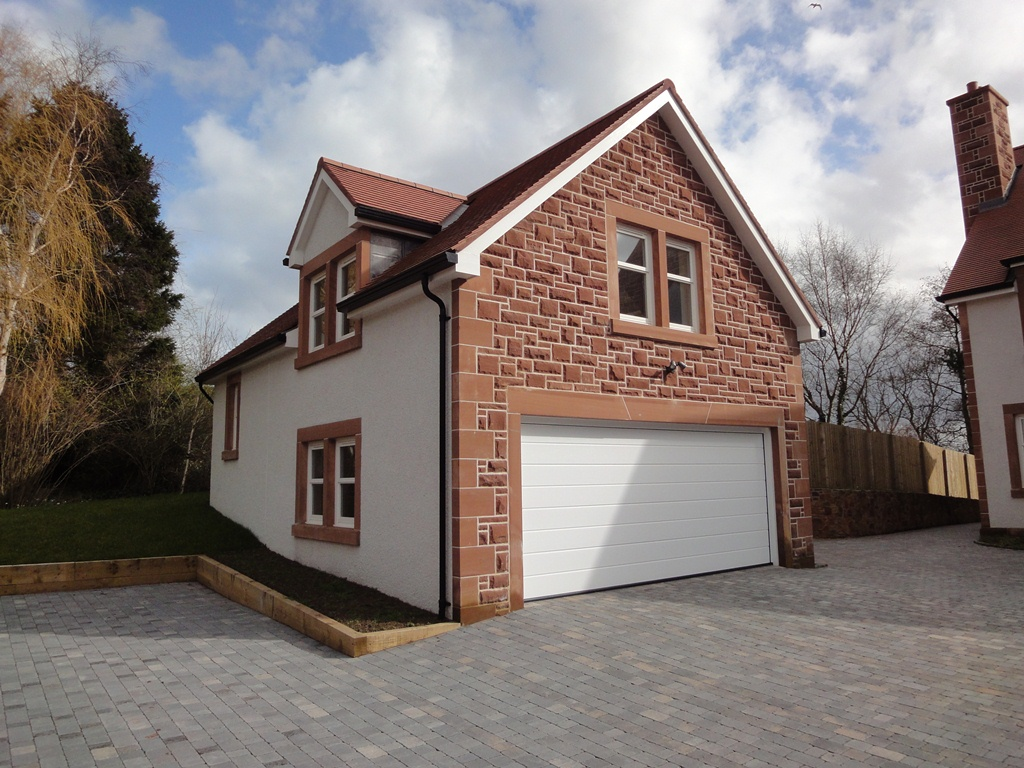 New build houses natural stone portfolio tradstocks for New homes to build