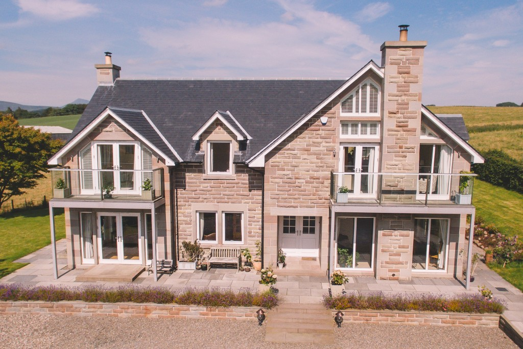 Tradstocks natural stone suppliers for Modern house yorkshire